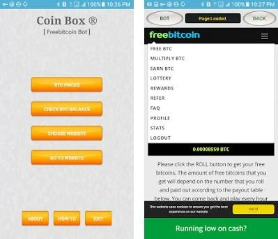 Freebitcoin bot 1 3 apk download for Android • com bot freebitcoin