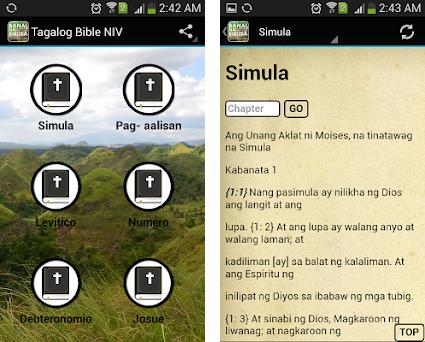 Niv Bible Tagalog: Filipino 1 0 apk download for Android