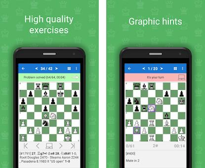 Mate in 2 (Chess Puzzles) preview screenshot