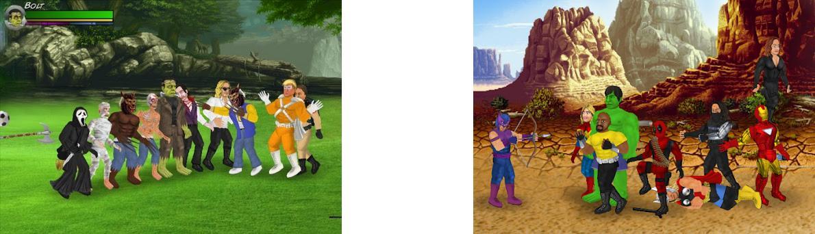 Super City (Superhero Sim) Capturas de pantalla