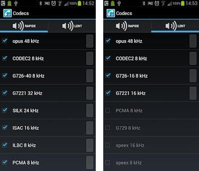 Codec Pack for CSipSimple Apk Baixar para Android - Última