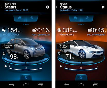 BMW i Remote 1 7 2 US apk download for Android • com bmwi