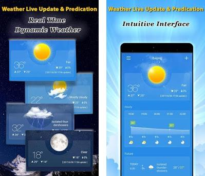 Daily Weather Forecast Live Update Storm Radar Map 1 0 apk download