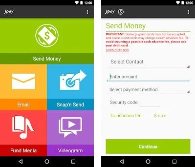JPay 19 7 apk download for Android • com brisk jpay