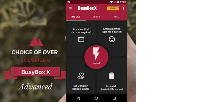 BusyBox X [Root] X apk download for Android • com bitcubate root