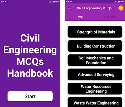Civil Engineering Handbook 5 0 1 apk download for Android