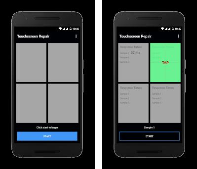 Touchscreen Repair preview screenshot