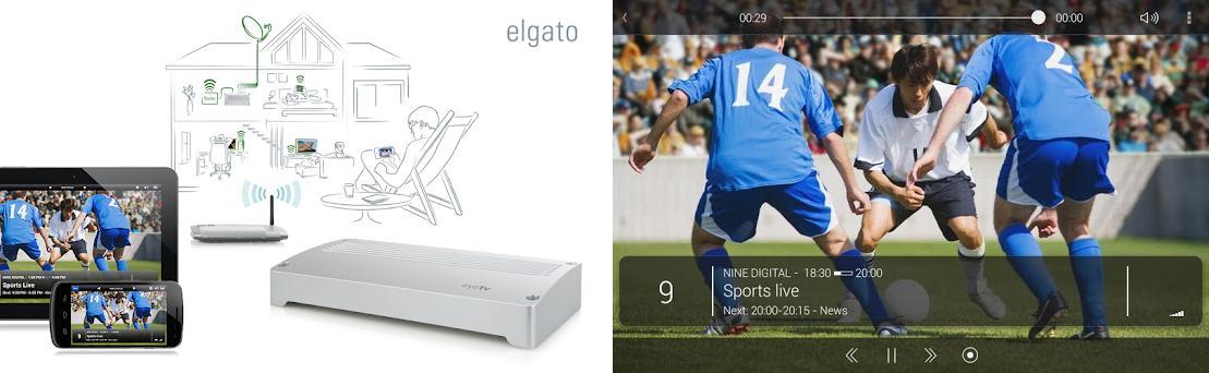 EyeTV Netstream 2 1 41 apk download for Android • com elgato