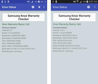 KNOX Status Samsung 1 4 091516 apk download for Android • com