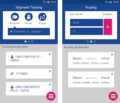 CMA CGM 3 1 7 apk download for Android • com csmartphone