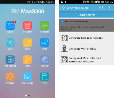 MaaS360 MDM for Samsung 5 45 apk download for Android • com