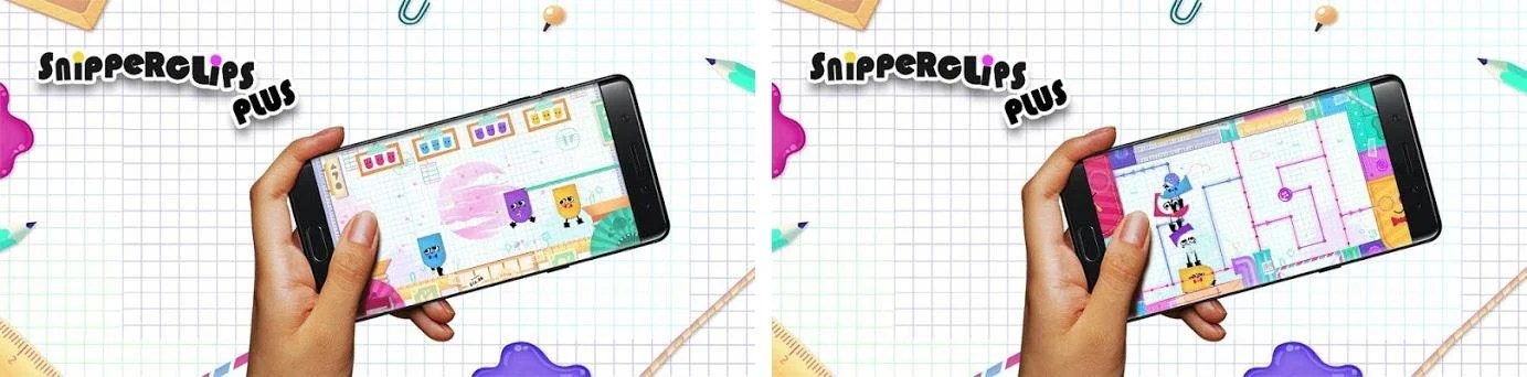 Game Snipperclips Plus Guide on Windows PC Download Free
