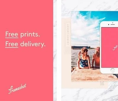 Frameshot Free Prints Free Delivery 1 1 10 Apk Download For
