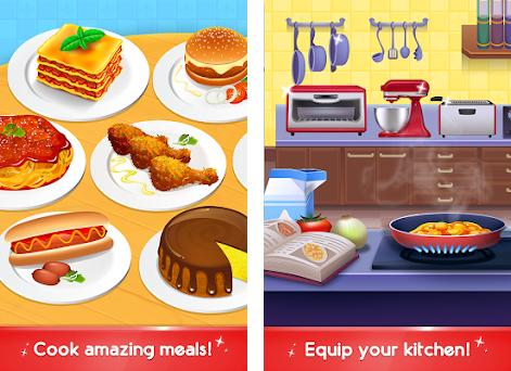Cookbook Master - Master Your Chef Skills! preview screenshot