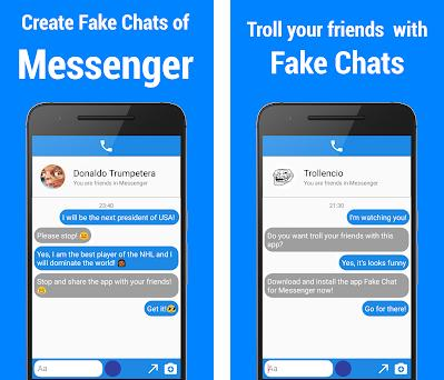 Fake Chat for Messenger 1 1 apk download for Android • com