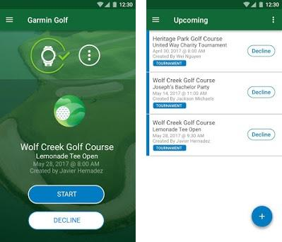 Garmin Golf 1 18 2 apk download for Android • com garmin android