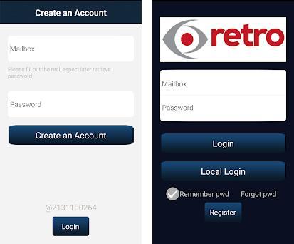Retro CamView 1 0 2 apk download for Android • com gooclient