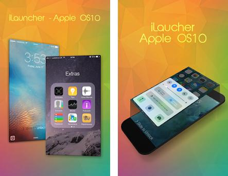 iLauncher 3 6 apk download for Android • com ilauncher i10oslauncher