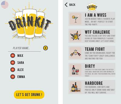 DRiNK iT 🥃 Lit drinking game, simply hot 2 1 apk download