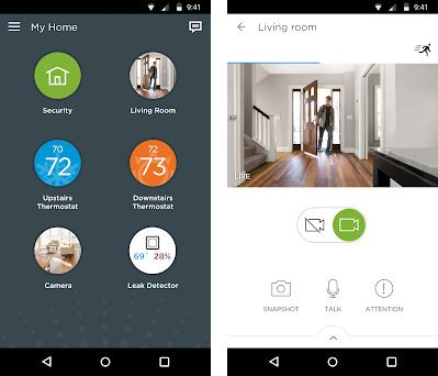 Honeywell Home 4 8 1 apk download for Android • com