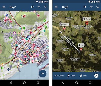 iZurvive - Map for DayZ & Arma 5 27 0 apk download for