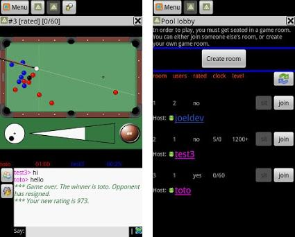 POOL ONLINE FREE 1 157 apk download for Android • com keyja pool