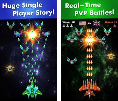 Galaxy Attack: Alien Shooter 8 06 apk download for Android • com