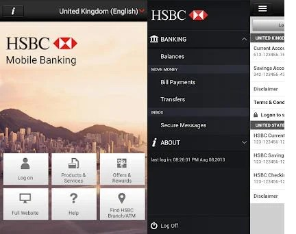 HSBC Mobile Banking 1 5 25 apk download for Android • com htsu
