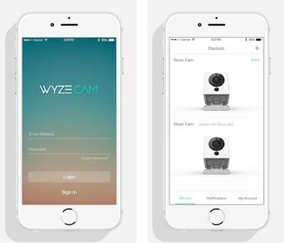 Wyze 2 5 30 apk download for Android • com hualai