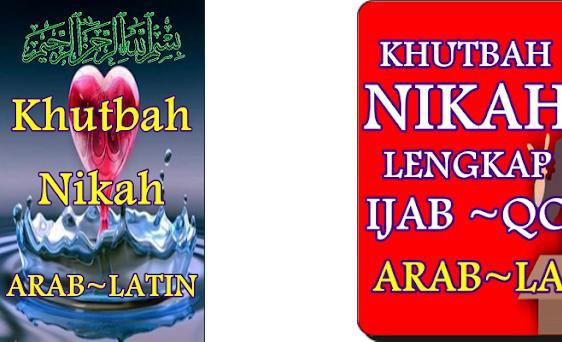 Kumpulan Khutbah Nikah Lengkap Arab Latin apk 2 1