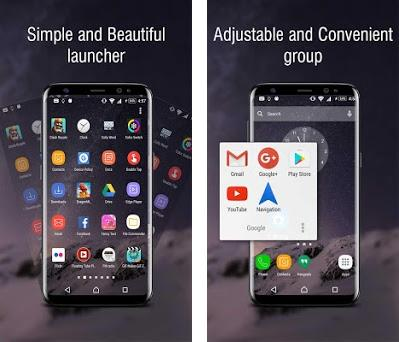 Galaxy S8 Launcher - S8 Theme Pro 3 8 18 apk download for
