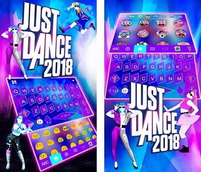 Just Dance 2018 Kika Keyboard 2 0 apk download for Android • com