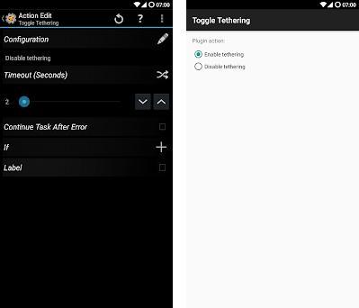 Nougat+ Tasker Tethering Control 1 4 apk download for