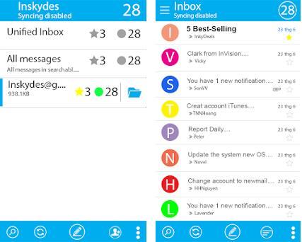 Email mail box fast mail 1 12 20 apk download for Android