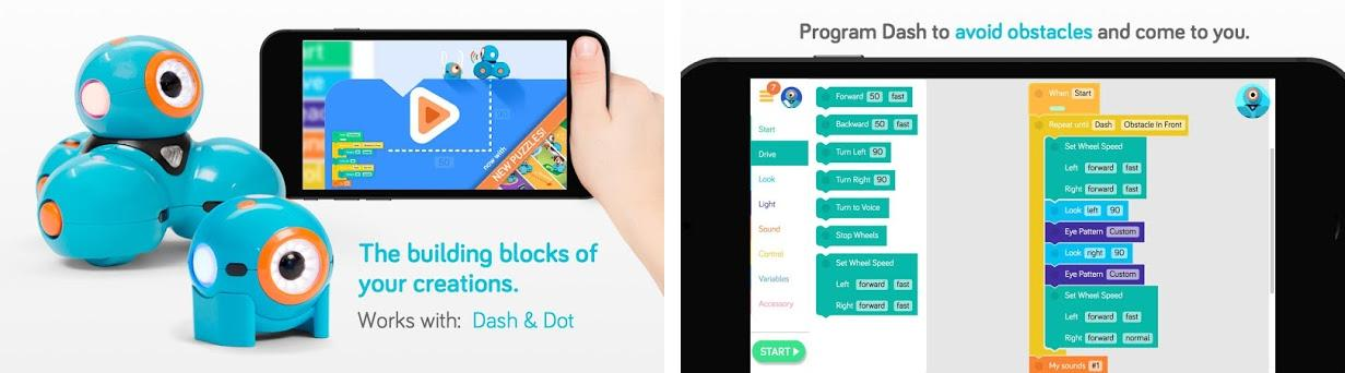 Blockly for Dash & Dot robots 3 0 2 apk download for Android