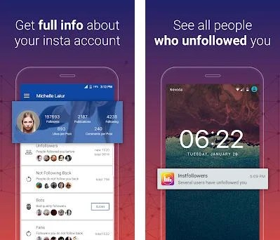 Unfollowers & Followers Analytics for Instagram 1 19 2 apk