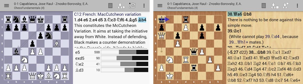 Chess PGN Master 2 05 apk download for Android • com kalab
