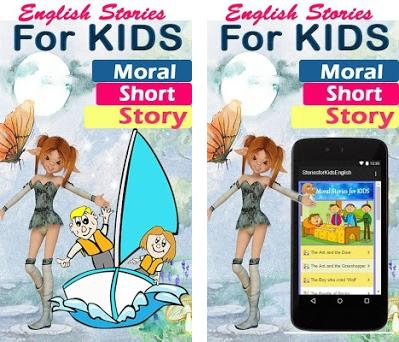 English Moral Stories for Kids 3 15 apk download for Android