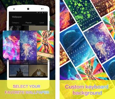 HD Wallpapers and Background, keyboard, homescreen 1 2 2 apk