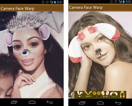 Funny Face Changer Camera Live - Face Wrap Camera 1 0 apk download