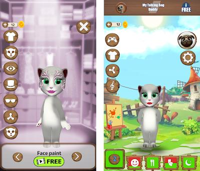 Talking Cat Lily 2 1 10 1 apk download for Android • com lily2