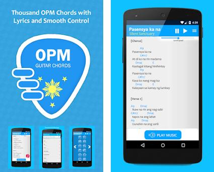 Opm Guitar Chords 16 Apk Download For Android Comopmords 409794