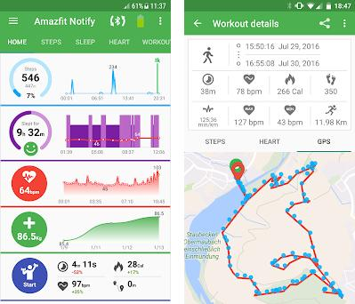 Notify & Fitness for Amazfit 8 13 0 apk download for Android