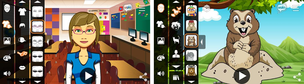 Voki For Education 3 0 0 apk download for Android • com oddcast