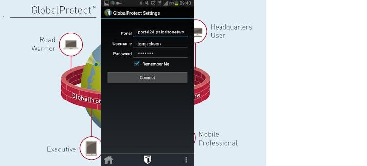 GlobalProtect 5 0 3 apk download for Android • com paloaltonetworks