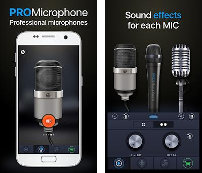 Pro Microphone 1 2 6 apk download for Android • com