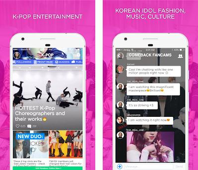 KPOP Amino for K-Pop Entertainment 2 3 28023 apk download