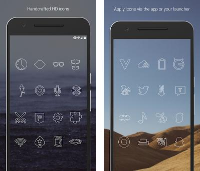 Lines - Icon Pack (Free Version) 3 1 3 apk download for