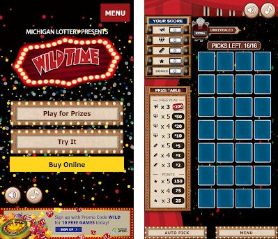 Wild Time by Michigan Lottery 2 4 0 apk download for Android • com