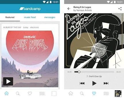 Bandcamp 2 1 5 apk download for Android • com bandcamp android